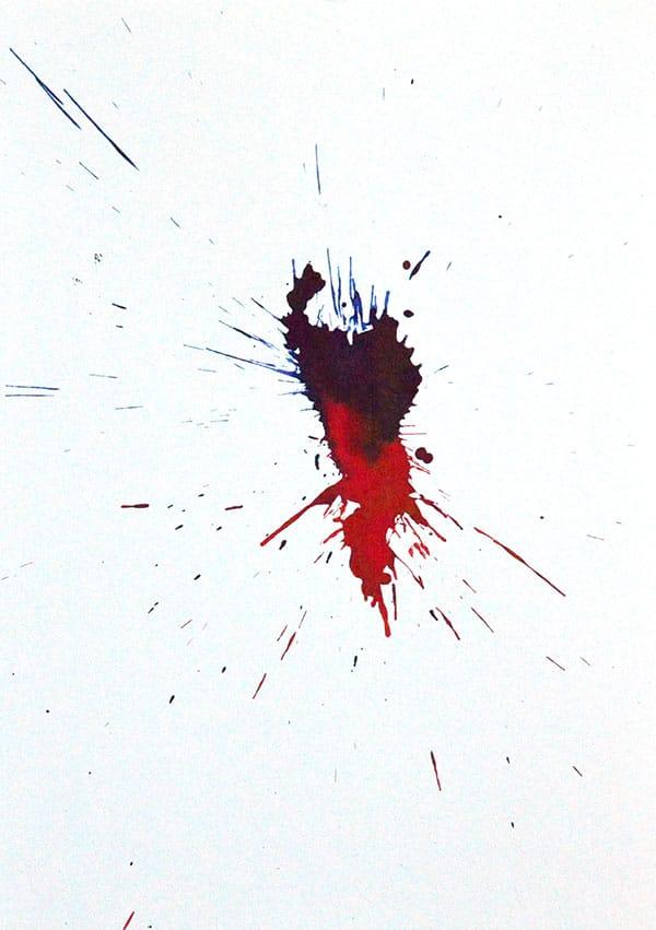 #iorestoacasa; 2020; 29,7x21 cm; inchiostro su carta